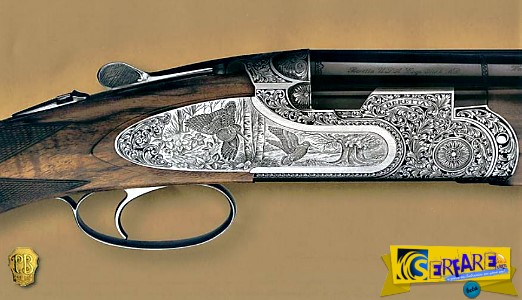 Η κατασκευή ενός κυνηγετικού όπλου Beretta!