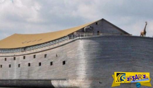 Ξυλουργός κατασκεύασε αντίγραφο της Κιβωτού του Νώε - Ετοιμάζεται να διασχίσει τον Ατλαντικό!