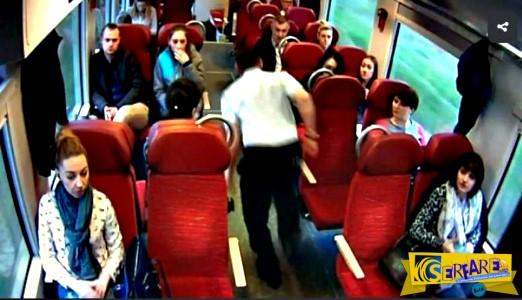 Μηχανοδηγός προειδοποιεί για σύγκρουση μέσα σε τρία δευτερόλεπτα... 100 επιβάτες!