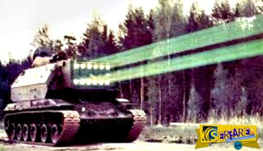 """Το μυστικό οπλοστάσιο της ΕΣΣΔ: Το """"όπλο πλάσματος"""" που θα κατέστρεφε οτιδήποτε σε ακτίνα 50 χλμ!"""