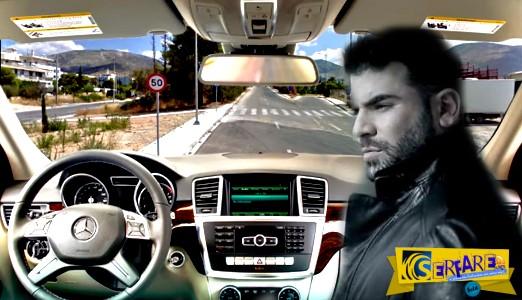 Παντελίδης: Δείτε το βίντεο-σοκ από τη στιγμή του τροχαίου!