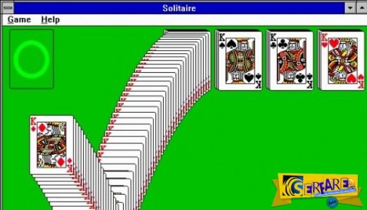 Γιατί η Microsoft είχε πασιέντζα και ναρκαλιευτή στα Windows;
