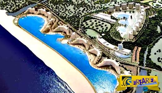 Μια γεύση από καλοκαίρι: Η μεγαλύτερη πισίνα ξενοδοχείου στον κόσμο!