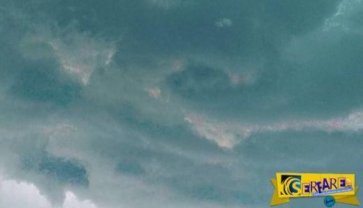 Ανατριχίλα! Σύννεφα... Αποκάλυψης στο Κολοράντο!
