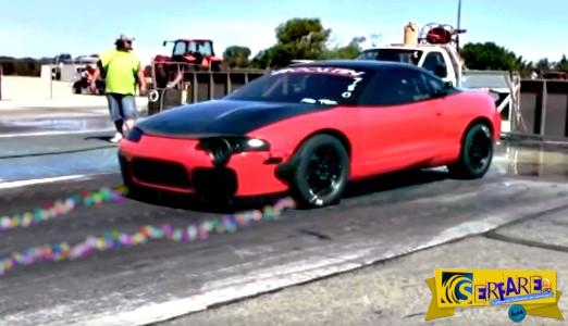Το ταχύτερο χειροκίνητο 4κύλινδρο αυτοκίνητο στον κόσμο!