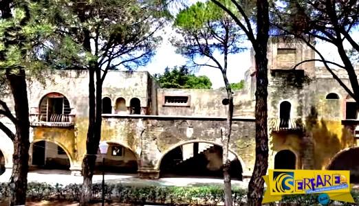Campo chiaro: Δείτε το Ιταλικό χωριό – φάντασμα της Ρόδου!
