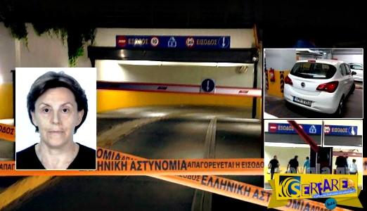 Υπόθεση Ε. Αγραφιώτου: «Μανιακός» δολοφόνος που συχνάζει σε υπόγεια πολυκαταστημάτων φαίνεται να είναι ο δράστης!