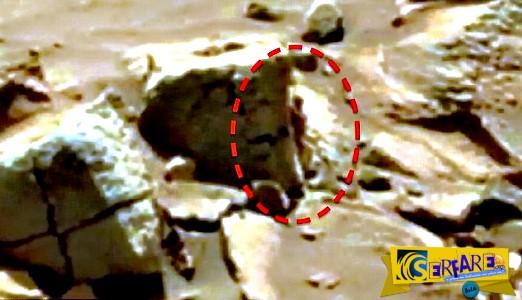 Η απόλυτη απόδειξη εξωγήινης ζωής στον Άρη;