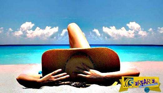 Πώς καταστρέφεται το ανθρώπινο δέρμα από την έκθεση στον ήλιο!