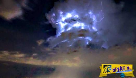 Περίεργα σύννεφα πάνω από το Cern προκαλούν ανησυχία!