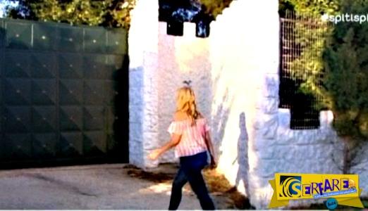 """Θα πάθετε πλάκα με το σπίτι του Βασίλη Τερλέγκα! Τα """"χρυσά"""" έπιπλα και οι αγιογραφίες!"""