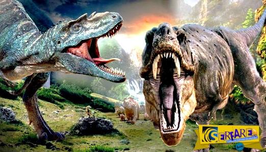 Τι έγινε τελικά και εξαφανίστηκαν οι δεινόσαυροι;