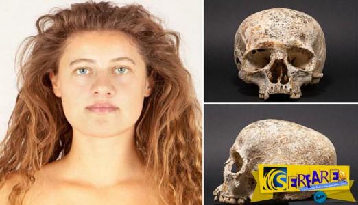 Tί συνέβη στην «Εύα»; Οι επιστήμονες «αναδημιούργησαν» το πρόσωπό της!