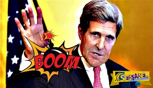 """Για πρώτη φορά Αμερικανός ΥΠΕΞ μίλησε για """"τουρκική εισβολή στην Κύπρο"""" το 1974 - Αντίποινα των ΗΠΑ στην Τουρκία!"""