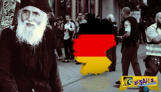Άγιος Παΐσιος: «Η Γερμανία θα καταστρέψει την Ευρώπη»