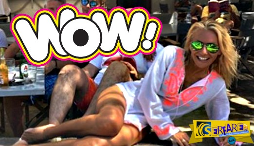 Κορμί θανατηφόρο η Έλενα Τσαβαλιά! Με μαύρο μπικίνι στην παραλία η ηθοποιός!