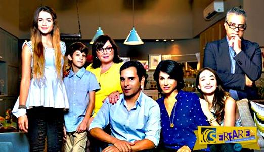 La Famiglia - Η νέα σειρά του Αντ1