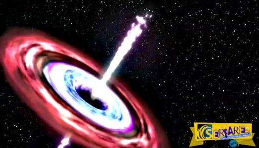 Τί θα βλέπαμε αν πέφταμε σε μαύρη τρύπα - Το βίντεο προσομοίωσης που προκαλεί πανικό ...