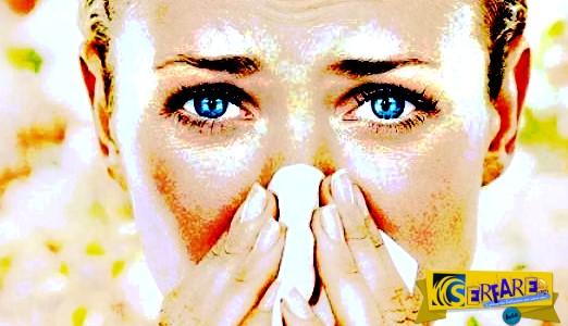 Μπούκωμα στην μύτη: Τι να κάνετε για να κοιμηθείτε πιο άνετα ...