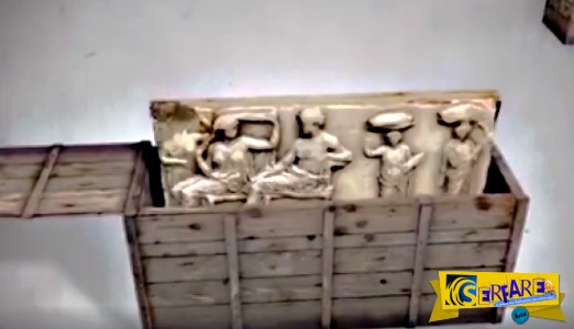 Video για τα Γλυπτά του Παρθενώνα τα σπάει στο Facebook!
