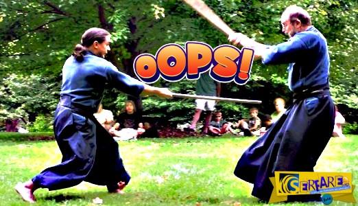 Katori Shinto Ryu: Αν θέλεις να μάθεις πραγματικά να χρησιμοποιείς ένα γιαπωνέζικο σπαθί!
