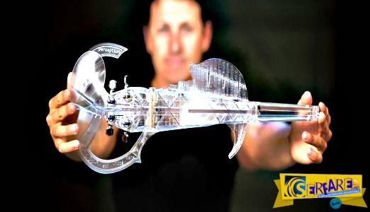 Αντικείμενα που κατασκευάζει ένας 3D εκτυπωτής και δεν το φαντάζεται κανείς!