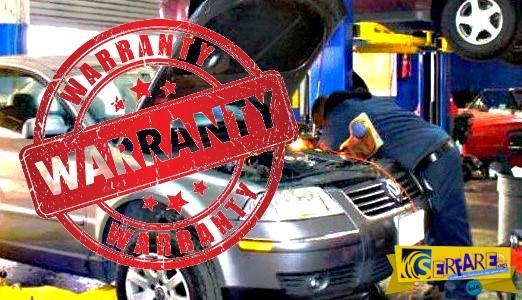 Δεν χάνουν την εγγύηση όσοι πάνε το αυτοκίνητό τους σε ανεξάρτητα συνεργεία - Με μία προϋπόθεση ...