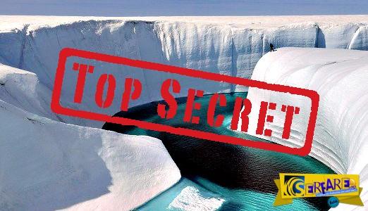 Οι πάγοι που λιώνουν θα αποκαλύψουν ένα μεγάλο μυστικό του αμερικανικού στρατού - Νόμιζαν πως δεν θα έβγαινε ποτέ στην επιφάνεια!