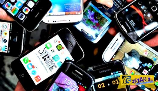 Δείτε πως κλέβουν τα κινητά στα ελληνικά μαγαζιά!