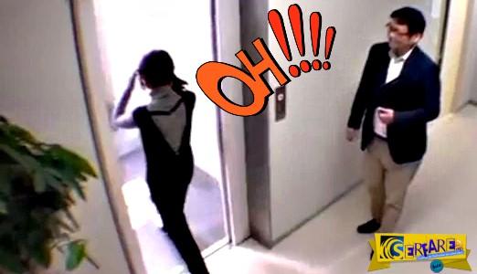 Φάρσα για καρδιακή προσβολή σε ασανσέρ στην Ιαπωνία!