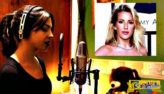 Κοπέλα μιμείται τέλεια 15 δημοφιλείς τραγουδίστριες!