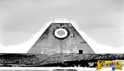 Η μυστηριώδης πυραμίδα που κατασκευάστηκε κατά τη διάρκεια του 20ου αιώνα για να αποτρέψει το «τέλος του κόσμου»