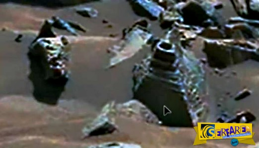 Εντοπίστηκε αρχαία Φρυκτωρία στον πλανήτη Άρη;