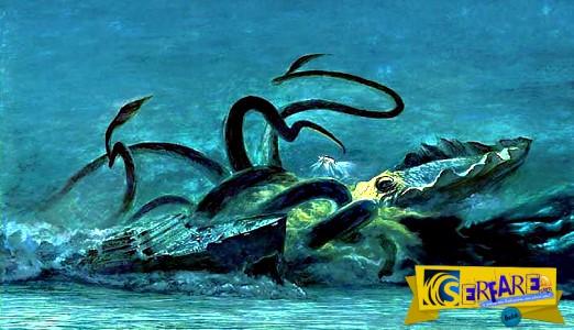 Στο βυθό της θάλασσας το «Κράκεν»!