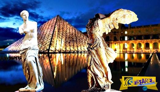 Πόσα κερδίζει το Μουσείο του Λούβρου από τα Ελληνικά εκθέματα; - Θα πάθετε σοκ!