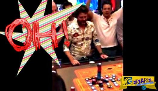 Κέρδισε 3,5 εκατ. δολάρια ποντάροντας στο «32» - Δείτε το πιο τρελό ποντάρισμα σε ρουλέτα!