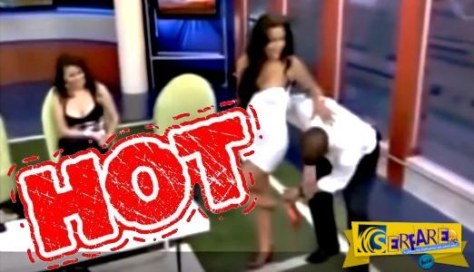 Στην Αργεντίνικη τηλεόραση έχουν ξεφύγει - Δείτε τι δείχνουν αυτές οι κοπέλες και θα καταλάβετε!