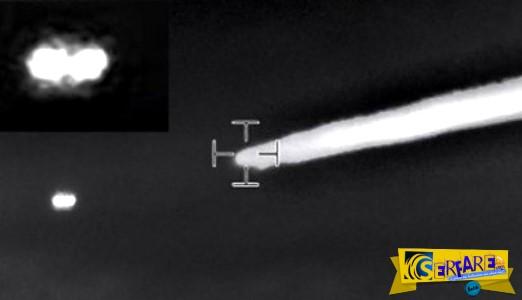 Πρωτοφανές γνήσιο βίντεο με UFO δημοσιοποίησε το πολεμικό ναυτικό της Χιλής!