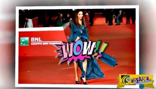 Όταν οι celebrities ξεχνούν να φορέσουν βρακάκι!