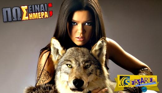 Δείτε πόσο έχει αλλάξει η Ρουσλάνα από τη Eurovision του 2004!
