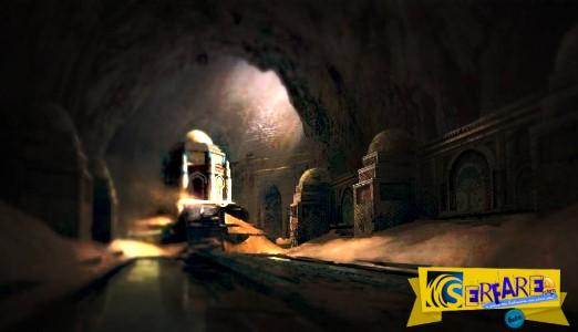 Η χαμένη υπόγεια πόλη που βρέθηκε κάτω από τις πυραμίδες στη Γκίζα!