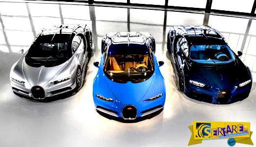 Έχετε αναρωτηθεί ποτέ πώς είναι να παραλαμβάνει κανείς μια Bugatti Chiron αξίας 2,5 εκ. δολαρίων;