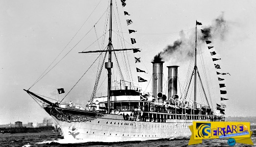 Μέσα στο πρώτο κρουαζιερόπλοιο του κόσμου - Πάμε πίσω στο 1900