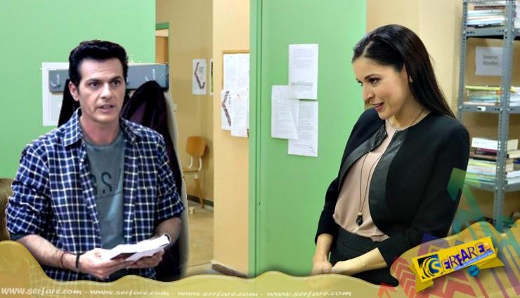 Οι Συμμαθητές επεισόδια: Αιμιλία και Αντρέας φιλιούνται!