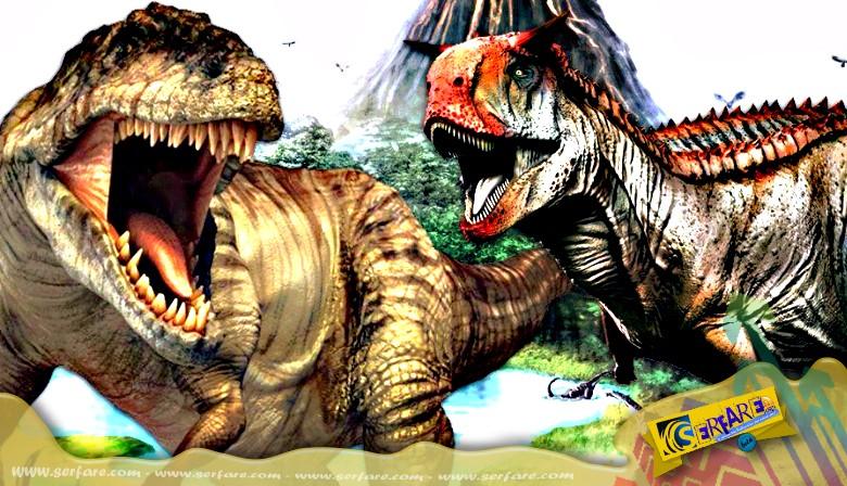 Αλλάζουν όλα όσα ξέραμε για τους δεινόσαυρους - Ξαναγράφεται η ιστορία!