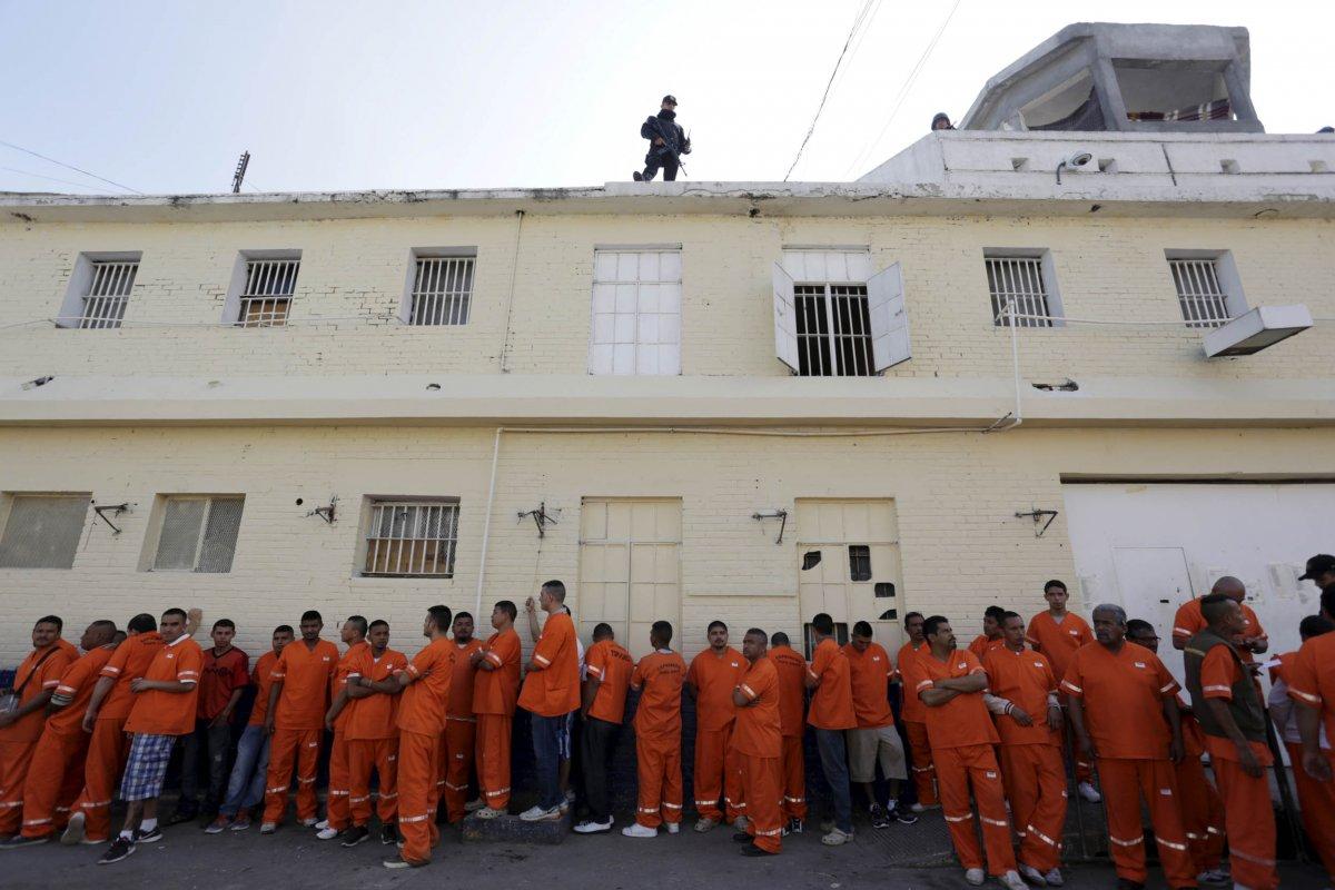 Γνωρίζετε ότι… Η απόδραση από την φυλακές του Μεξικού είναι νόμιμη!