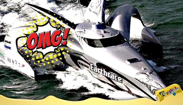 Δείτε βίντεο με τα δέκα πιο γρήγορα πλοία που υπάρχουν!