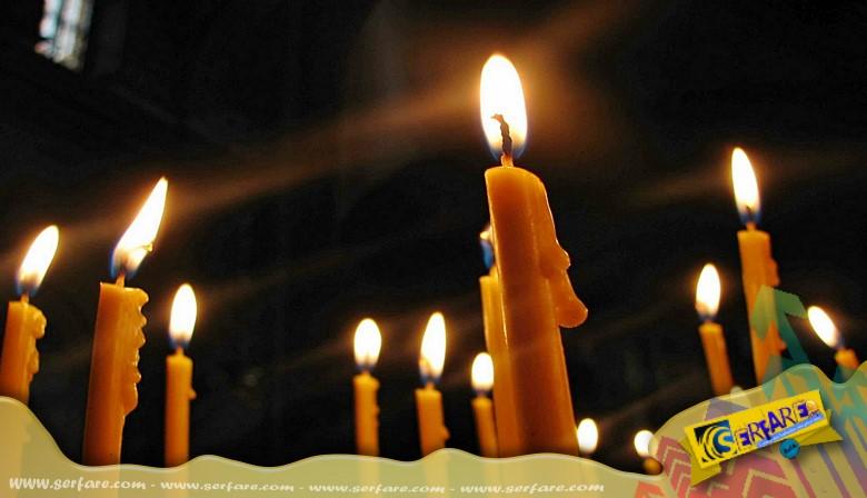 Γιατί ανάβουμε κεριά στην εκκλησία; Πώς επικράτησε το άναμμα των κεριών ...