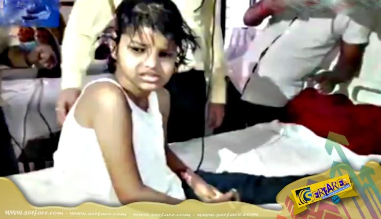 Τι λένε οι γιατροί για το κορίτσι Μόγλης: «Οταν προσπαθήσαμε να το πάρουμε μας επιτέθηκαν οι πίθηκοι»