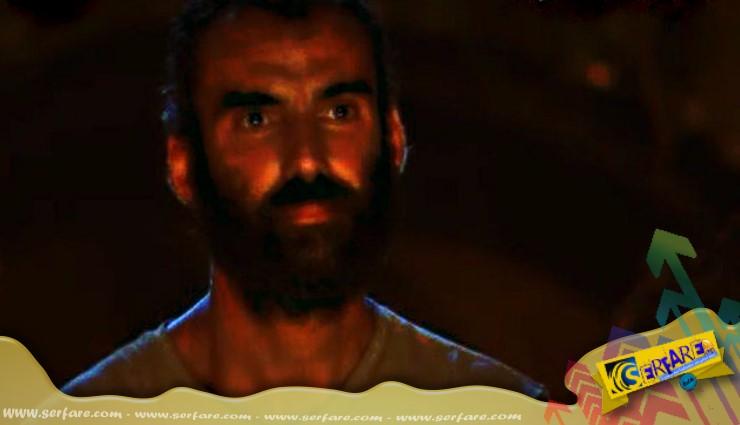 #SurvivorGR: Αποχώρησε ο Λάμπρος Χούτος!